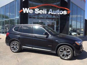 2016 BMW X3 SUV, Crossover