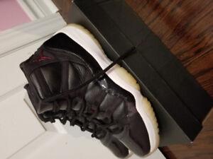 Jordan 11 72-10s Size 12