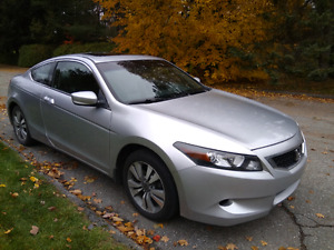 Honda Accord Coupe 2008 4cyl