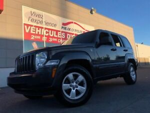 Jeep Liberty SPORT+4X4+MAGS+A/C+GR.ELEC+WOW! 2011
