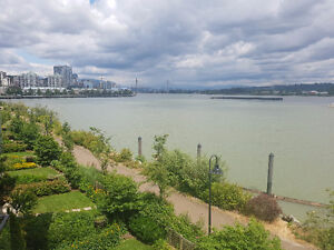 Unobstructed Water View.  Furnished 2bd 2 ba Open Concept Loft