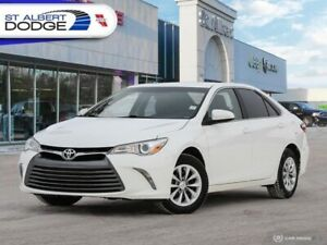 2016 Toyota Camry   BACKUP CAMERA| CLOTH INTERIOR| ACCIDENT FREE
