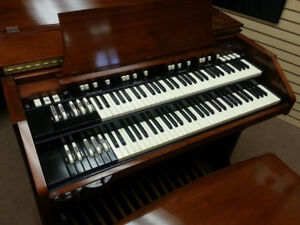 Wanted: Hammond A100 Organ or Older Hammond with Tubes