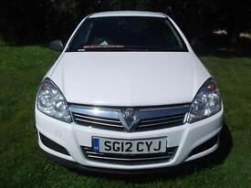 2012 Vauxhall Astravan 1.7CDTi 16v ecoFLEX ( 110PS ) Club FSH Ormskirk