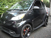 2013 Smart Fortwo pure Bicorps