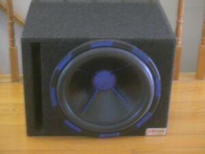 """15"""" Power Acoustic MOFO Sub Woofer 3000 Watts"""
