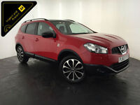 2013 63 NISSAN QASHQAI +2 360 DCI 7 SEATER SERVICE HISTORY FINANCE PX WELCOME