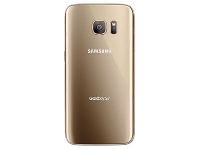 Samsung Galaxy S7 32GB SM-G930U Gold/Black GSM Internationally Unlocked Sale!