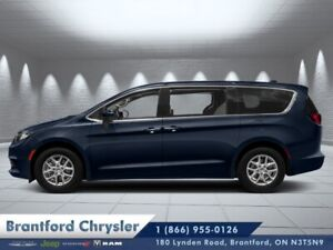 2019 Chrysler Pacifica Touring  - Navigation -  Uconnect