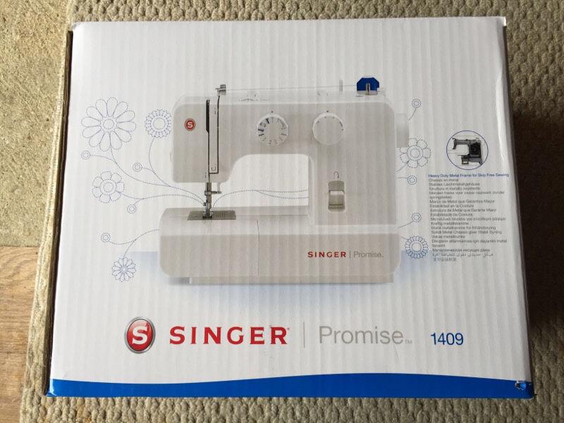 singer sewing machine 1409