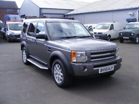 Land Rover Discovery 2.7 TDV6 XS (grey) 2009