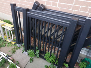 RAILINGS FOR  PATIO AND STAIRS FOR SALE