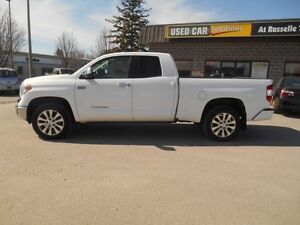 2015 Toyota Tundra Limited 5.7L Double Cab 4WD Peterborough Peterborough Area image 3