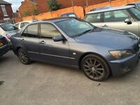 Lexus is200 low mileage