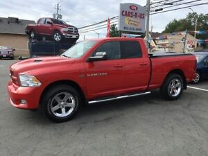 2012 Ram Ram Pickup 1500 4x4 Sport 4dr Quad Cab 6.3 ft. SB Picku
