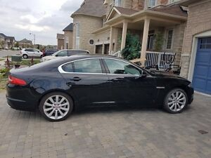 2014 Jaguar XF 3.0 Supercharged And Fully Loaded!