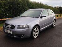 Audi A3 2004 model 3 door clean car drives perfect don't miss out fsi sport model !!!!