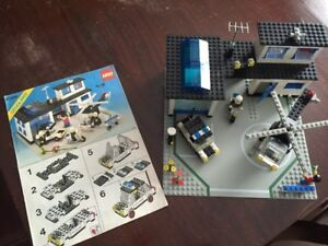 LEGO 6384 POLICE CLASSIC TOWN