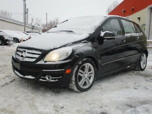 Mercedes-Benz B200 Turbo 4dr Sdn LX Auto 2009
