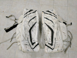 Used Hockey Equipment (Goalie)