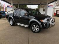 2007 Mitsubishi L200 2.5 DI-D Animal Double Cab Pickup 4WD 4dr PICKUP in BL(...)