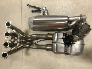 2015-2018 BMW S1000RR OEM Exhaust
