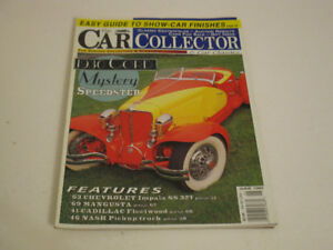 Car Collector & Car Classics, June 1995:  '30 Cord, '46 Nash tru