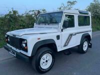 1991 LAND ROVER DEFENDER 90 SW 200 TDI **USA EXPORTABLE**