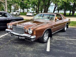 recherche Chrysler Cordoba ou Dodge Charger de 1975 a 1977