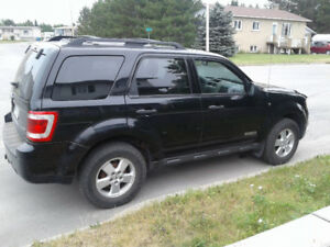 Ford Escape XLT 2008 V6 4WD