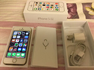 iPhone 5s Silver, Rogers like brand new