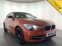 2014 BMW 120D SPORT DIESEL HATCHBACK £30 ROAD TAX 1 OWNER BMW SERVICE HISTORY