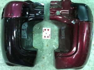 Harley Road Glide Lower Fairings 4H