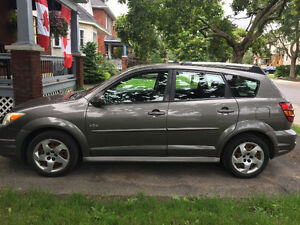 2006 Pontiac Vibe Hatchback