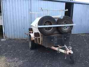 Tool Camper Trailer 6x4 MUST SELL Maffra Wellington Area Preview