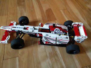 Lego Technic Grand Prix Racer 42000