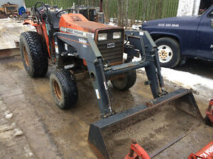 Massy ferguson 1030 compact tractor and attchments