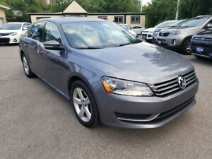 2014 Volkswagen Passat 1.8T SE AT