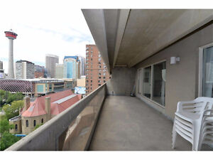 FURNISHED 1+Den Suite, Downtown Core, available Apr or May 1