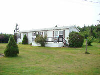 Mini Home w/ Rental Unit Dipper Harbour- 30 Min to Saint John
