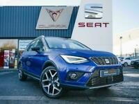 2020 SEAT ARONA 1.0 TSI Xcellence Lux EZ Auto SUV Petrol Automatic