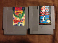 Selling a NES with Two Games!