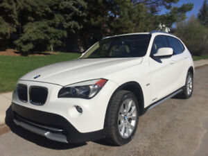 2012 BMW X1 28i 4Dr AWD 86000kms, Great Winter Car!