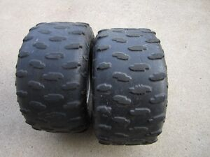 Used Maxxis atv tires, 20x10R9