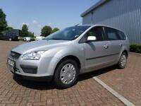 Ford Focus 1.6TDCi Estate Left Hand Drive(LHD)