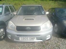 image for 2005 Toyota Rav 4 O2.0 D-4D XT4 5dr DIESEL 4X4 , LEATHER INTERIOR New mot coming