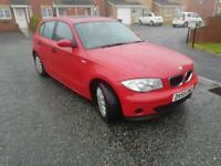 2006 bmw 118i 2.0 petrol es only 65000 miles full service history automatic