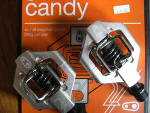 Candy pedals.