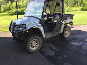 2008 Arctic Cat Prowler XTX 700 EFI Side by Side Needs Nothing