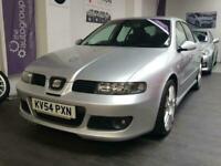 2004 Seat Leon Cupra R 1.8T 20vT 225 BAM ***FULL SEAT S/HISTORY x14 STAMPS***